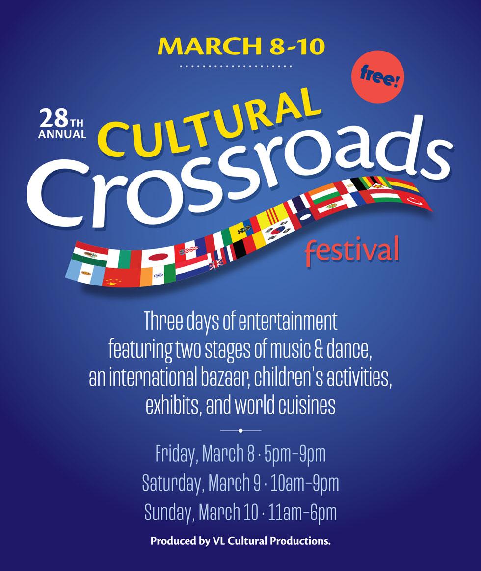 Cultural Crossroads Poster