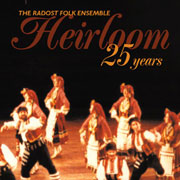 Radost CD: Heirloom
